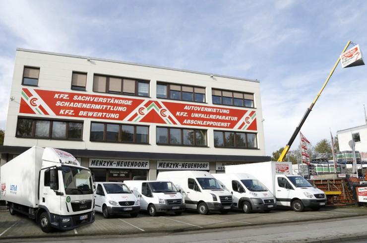 Autovermietung Menzyk-Neuendorf